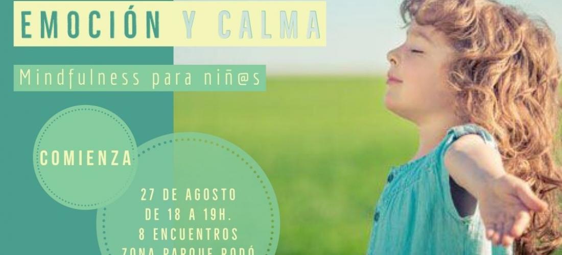 Programa Emoción y Calma – Mindfulness para Niños